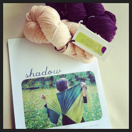 One of my future knitting projects:) Uno dei miei prossimi progetti di maglia:)