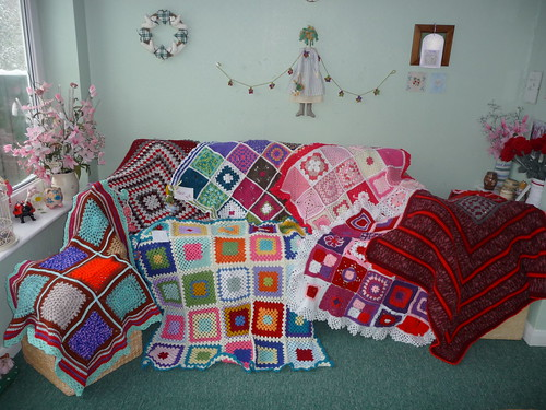 wilfi (Fiona) (Netherlands) Thank you for these gorgeous blankets! Simply wonderful.