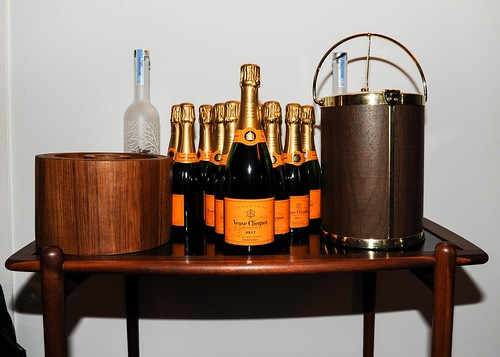 MODO, Veuve Clicquot, and Belvedere Vodka host an Inauguration Celebration with special thanks to V Magazine