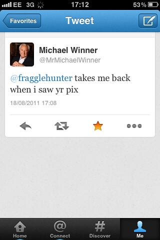 RIP Michael Winner