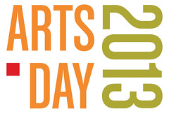 Photo: ArtsDay 2013 logo