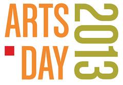 Photo: ArtsDay 2013 logo