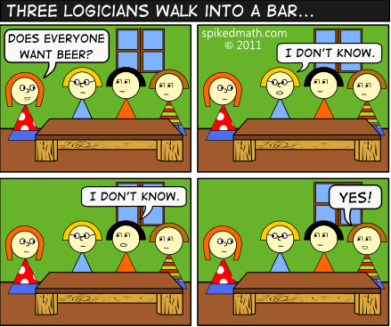 three-logicians