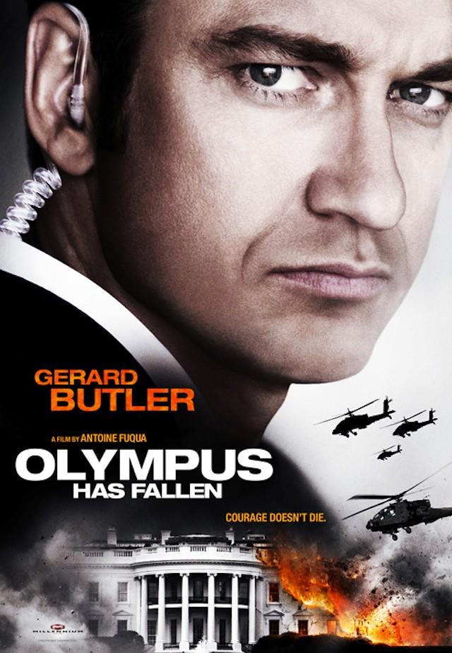 Olympus Has Fallen Poster 01