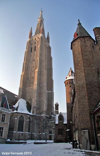 Qué ver en Brujas - Bélgica