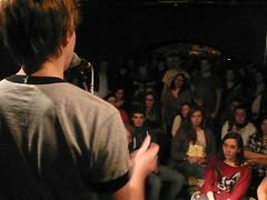 Clara Felis - textstrom Poetry Slam Wien