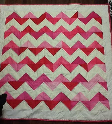 Pink Rainbow by Kerrie