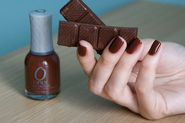 Orly Hot chocolate