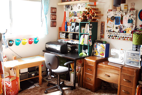 my old studio!