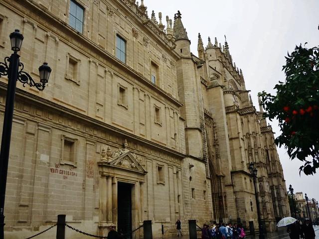 """Catedral de Sevilla""""Santa María""""Sevilla,Andalucia,España"""