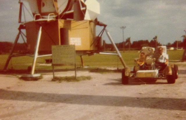 Kennedy Space Center 1975