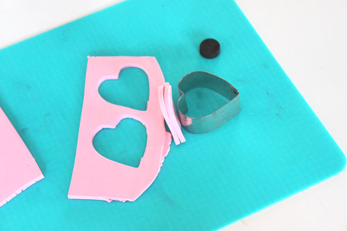 Make a Valentines Day Magnet