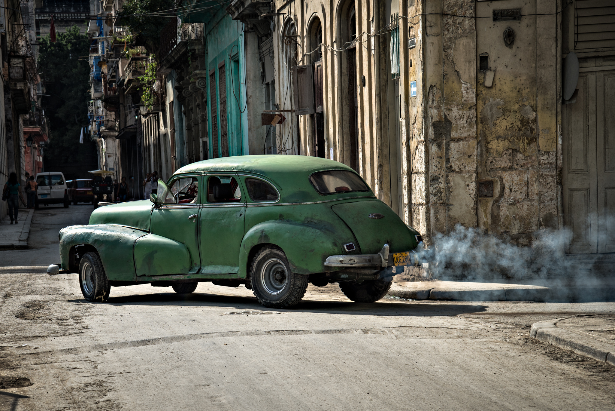 Turn the Corner - Havana - 2013