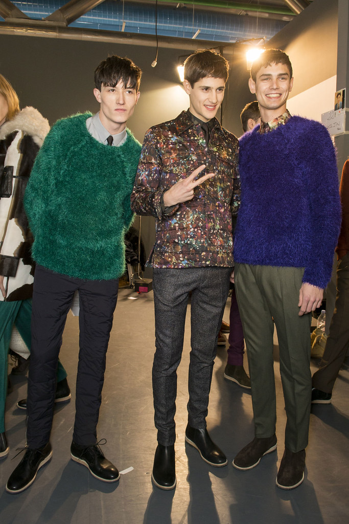 FW13 Paris Paul Smith141_Jester White, Julian de Gainza,Arthur Gosse(fashionising.com)
