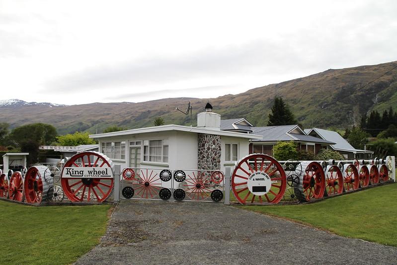 King Wheel Cottage, Kingston