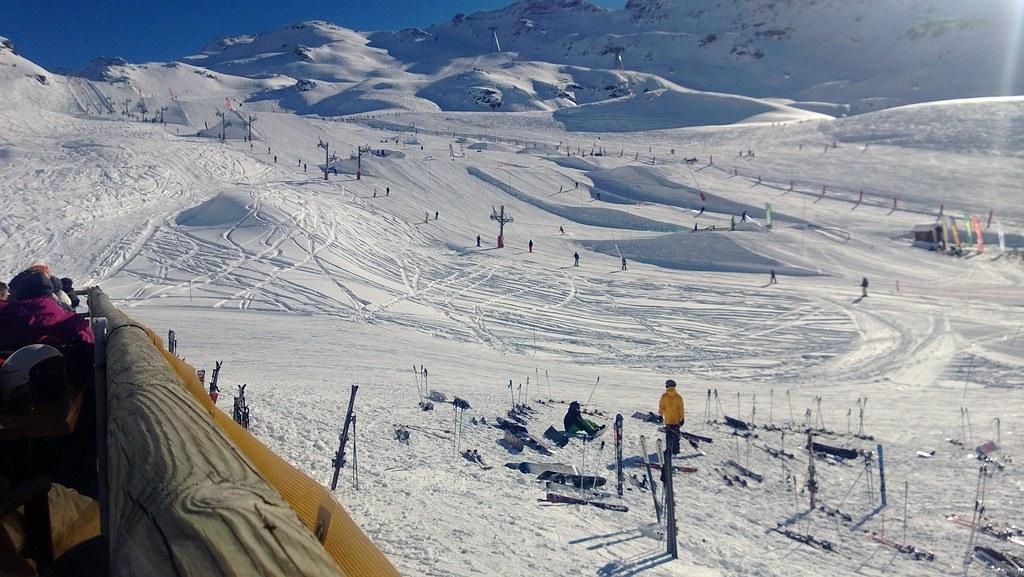 Plateau, Val Thorens