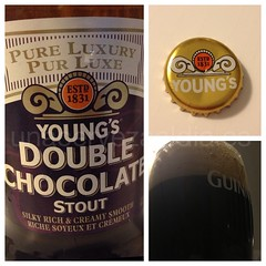 Young's Double Chocolate Stout details