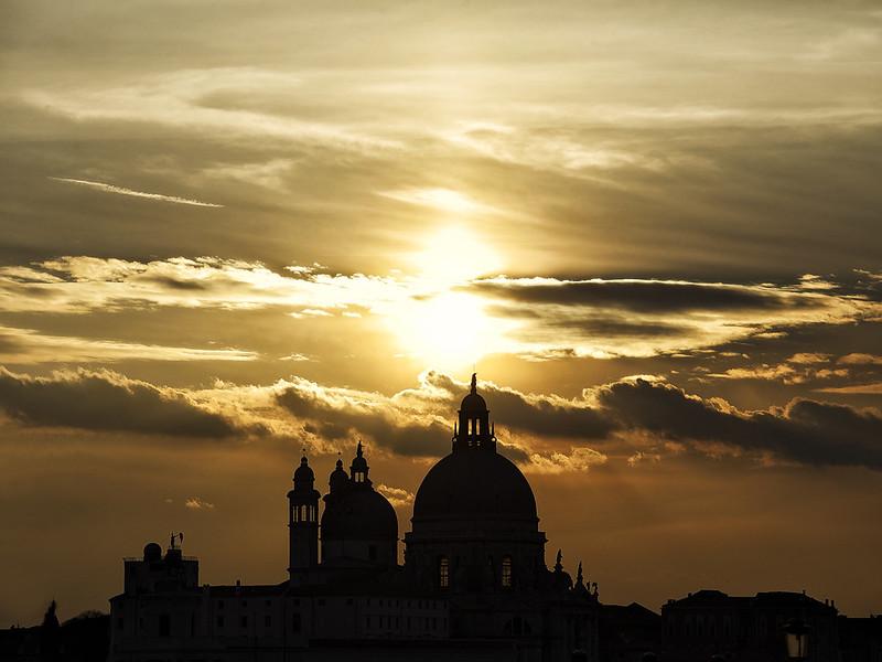 Venice [Sunset]
