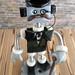 Commission: Monsieur Moles Robot Sculpture