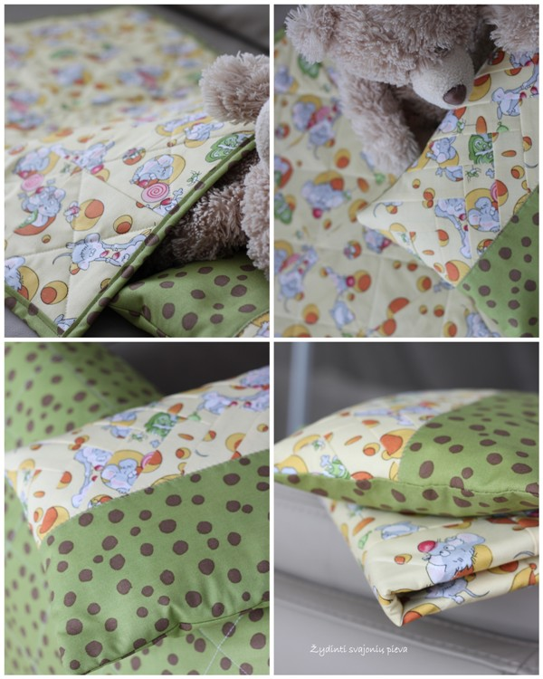 doll's bedding