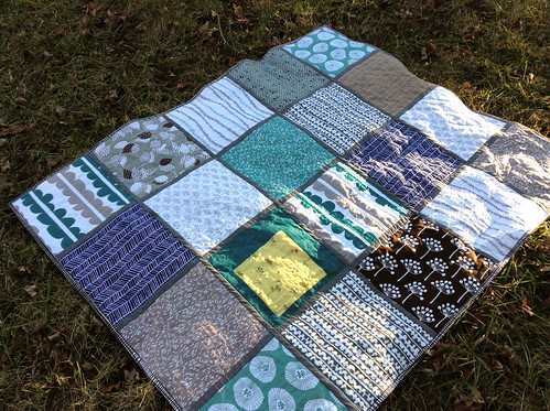 QAYG Retreat Quilt