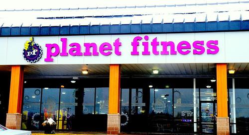 Planet Fitness Health Club