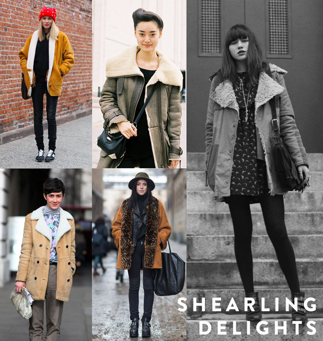 How To Wear A Sheepskin Coat | Down Coat