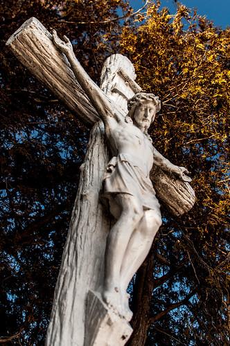 Crucified Jesus - holy week