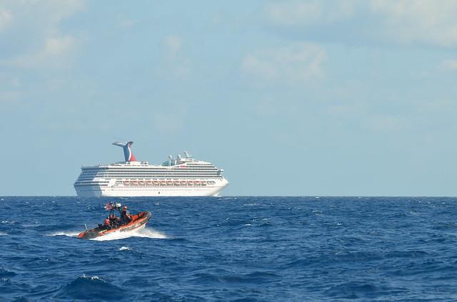 cruise ship escorts