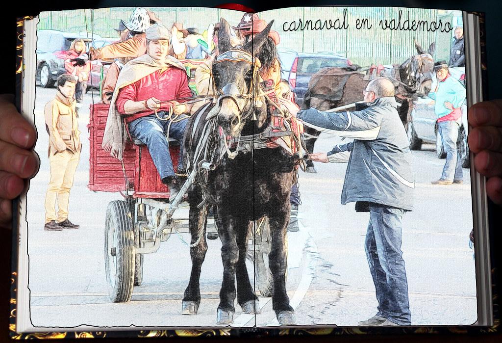 Carnaval en Valdemoro