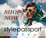 holiday fashion & beauty - style - passport