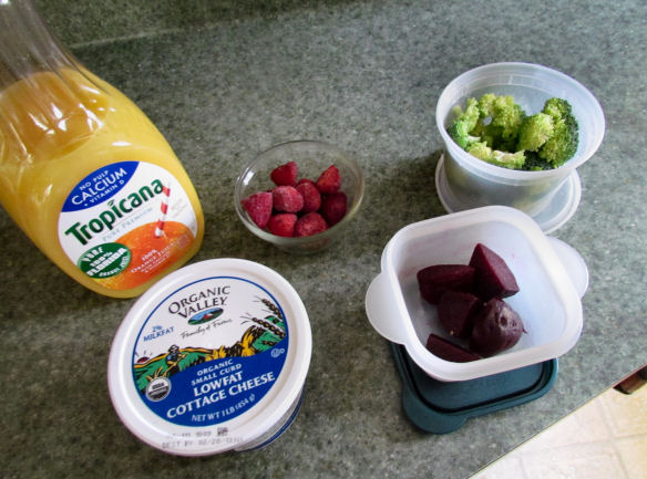 Crazy Smoothie Ingredients