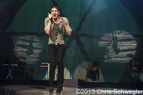 Photos of Owl City from February 14th, 2013 on the at The
