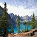 moraine lake (explored)