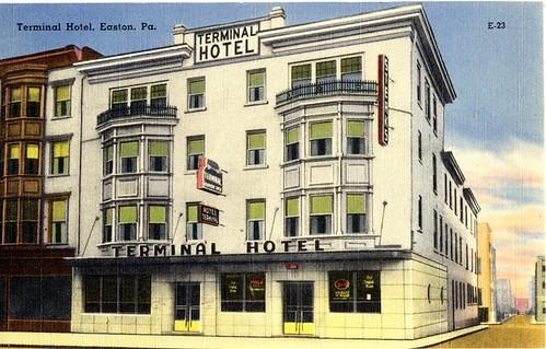 Terminal Hotel, Easton, PA 5318