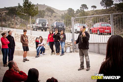 Acampada Scouters M.A.S.R.M. 2013
