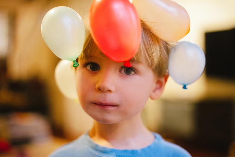 balloon head