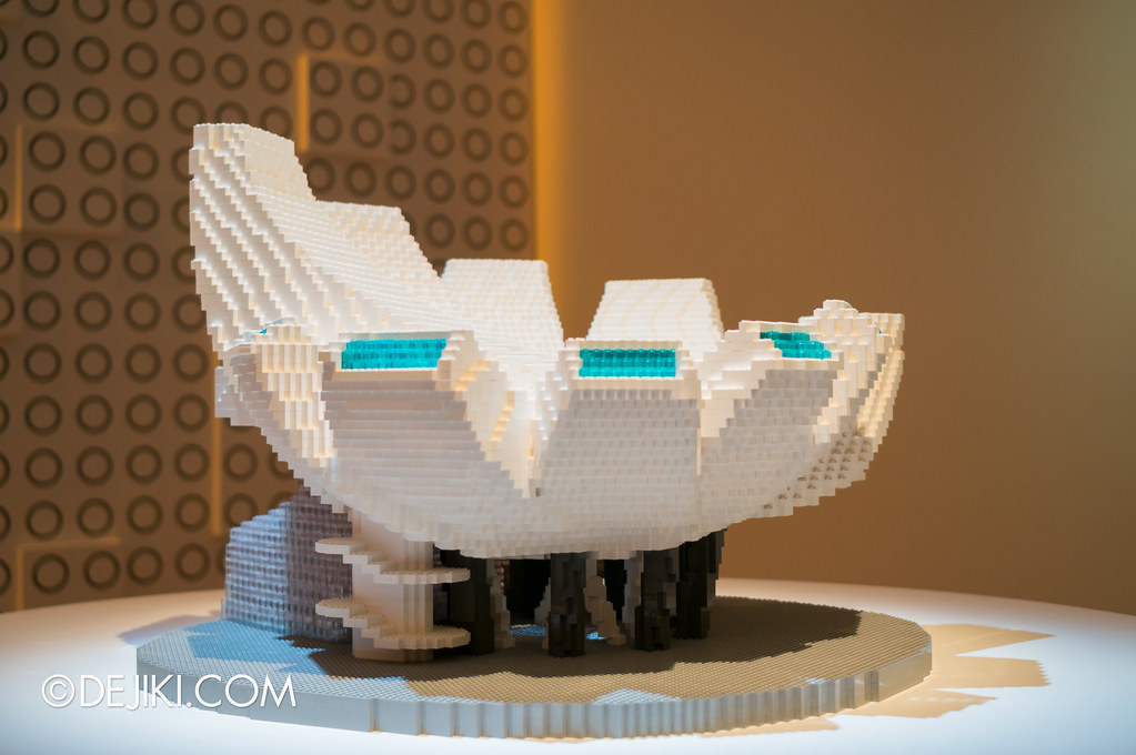 Art of The Brick - ArtScience Museum