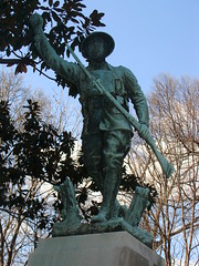 World War I Doughboy Statue (Birmingham, Al.)