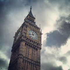 """""""Big Ben,"""" but not really, because Big Ben is actually a bell you can't see."""