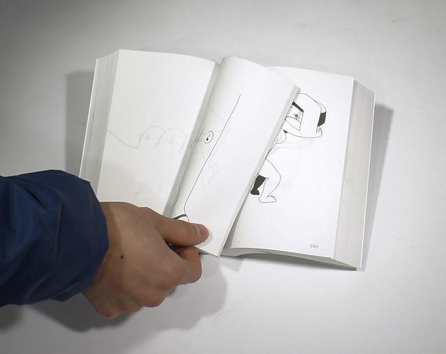 「西 雄大」の絵、一気に見せちゃおう!書籍化プロジェクト!13