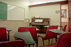 Clase de Lenguaje Musical | Alquiler salas | Cedam