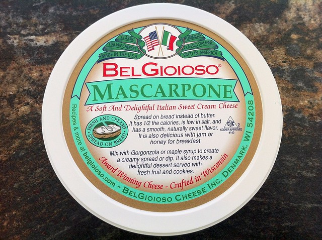 8 oz Mascarpone Cheese