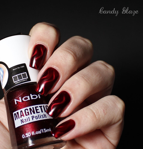 Essence Nail Art Magnet Cool Wave With Nabi Wine_2