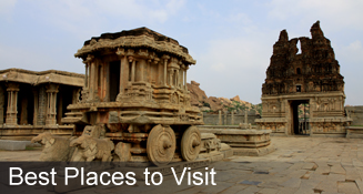 Our list of the best places to visit in India.
