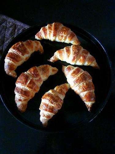 Classic Croissants