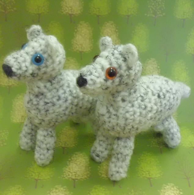 Crochet Amigurumi Wolf : Amigurumi Wolf Flickr - Photo Sharing!