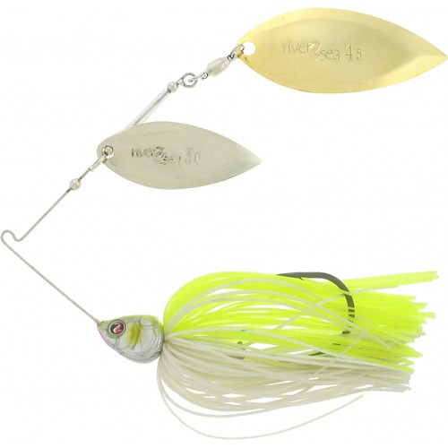 bling fishing lure Lemonade Twist