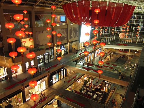 Marina Sands mall