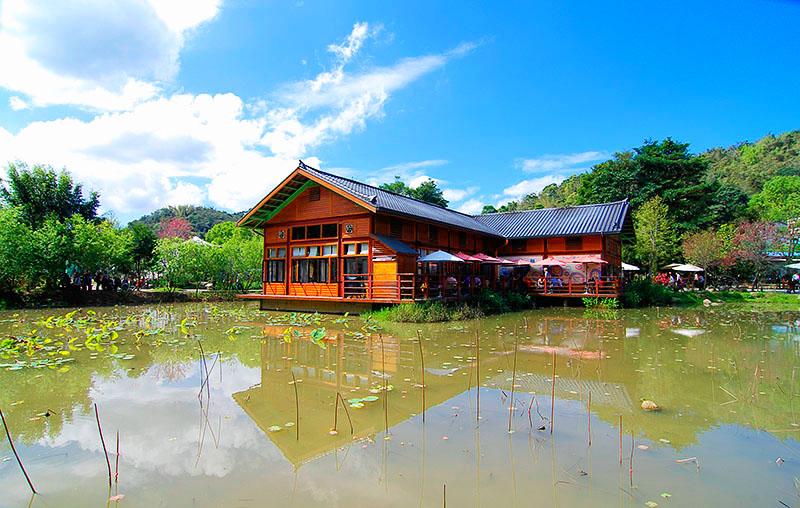 桃米生態區